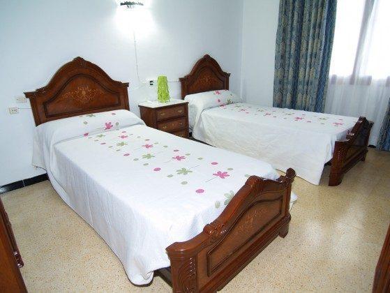 Schlafzimmer mit Einzelbetten Llucmajor Ferienhaus Ref. 2455-83