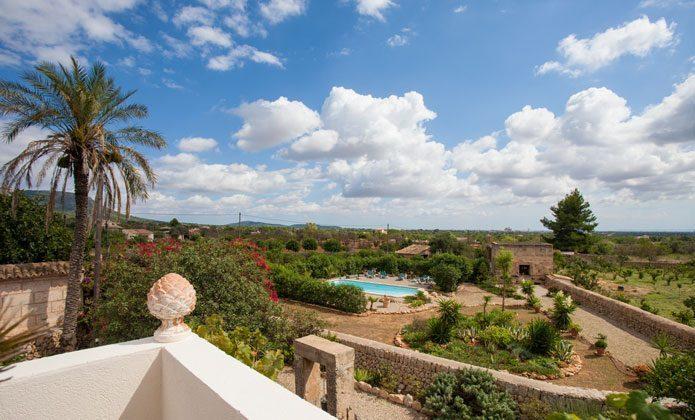 Mallorca Llucmajor Ferienwohnungen auf traumhafter Finca mit eigenen Pferden Ref. 62049 Bild 6
