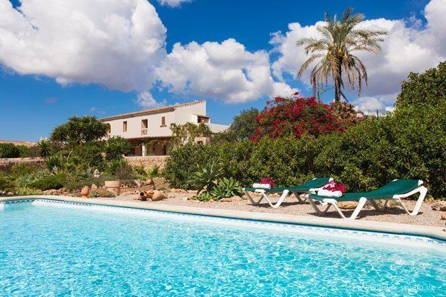 Mallorca Llucmajor Ferienwohnungen auf traumhafter Finca mit eigenen Pferden Ref. 62049 Bild 1
