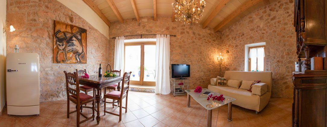 Mallorca Llucmajor Ferienwohnungen auf traumhafter Finca mit eigenen Pferden Ref. 62049 Bild 3