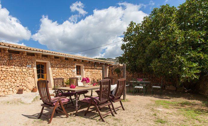 Mallorca Llucmajor Ferienwohnungen auf traumhafter Finca mit eigenen Pferden Ref. 62049 Bild 2