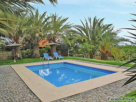 Ferienhaus Teneriffa mit Garten