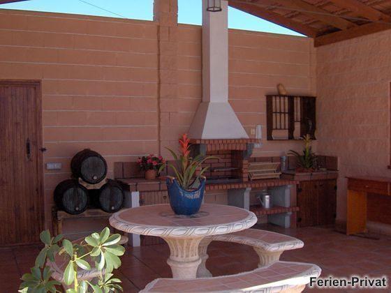 Teneriffa Ferienhaus mit privatem Pool