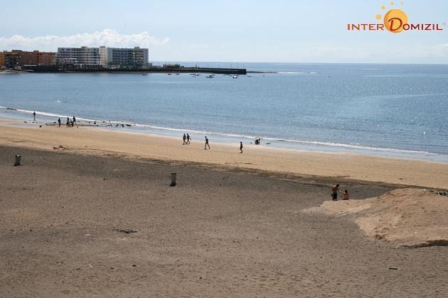Strand von El Medano