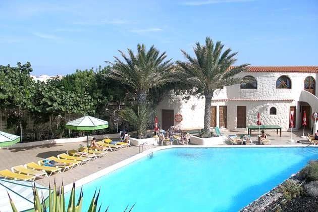 Kanarische Inseln Teneriffa Strandhotel Playa Sur Tenerife