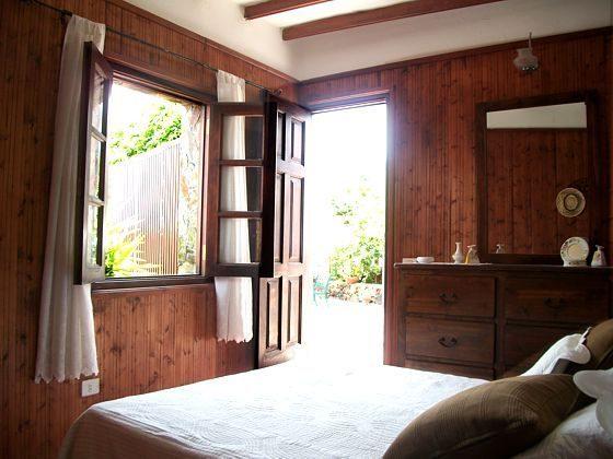 Wohnbeispiel Schlafzimmer, Wohnung 1