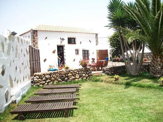 Villa Teneriffa mit zwei Ferienwohnungen