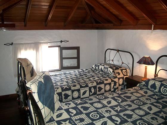 Wohnbeispiel Schlafzimmer, Wohnung 2