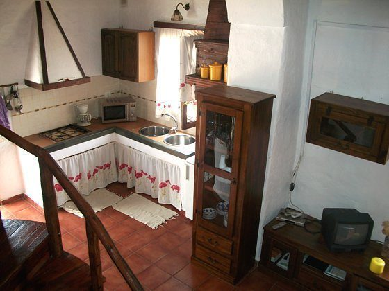 Wohnbeispiel Küchenzeile, Wohnung 2