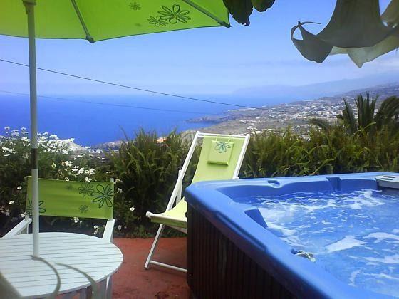 Teneriffa Ferienhäuser mit Whirlpool