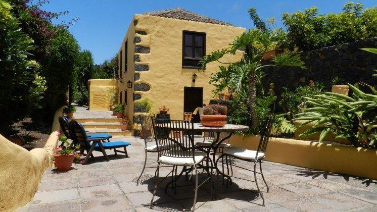 Kanaren Teneriffa Ferienhaus mit Terrasse und Gemeinschaftspool