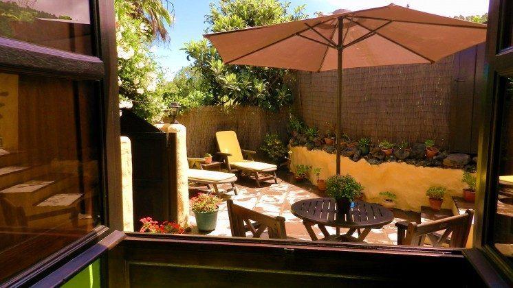 private Terrasse mit Grill