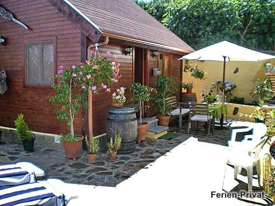 KanarenTeneriffa Ferienhaus mit Terrasse und Gemeinschaftspool