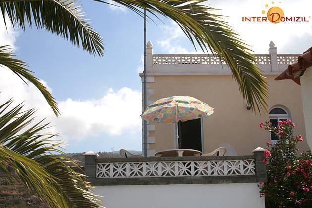 kleiner Balkon abgehend vom Wohn-/Küchenbereich