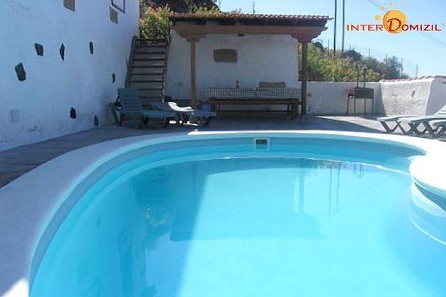 Teneriffa Ferienhaus auf Finca mit Pool