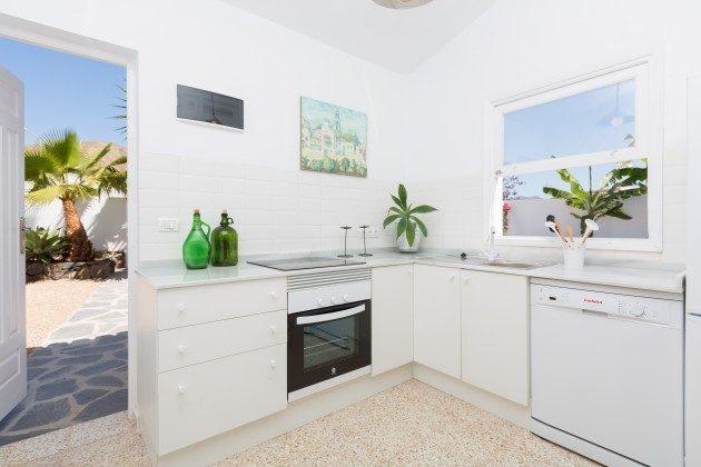 Wohnbeispiel: moderne Küchenzeile