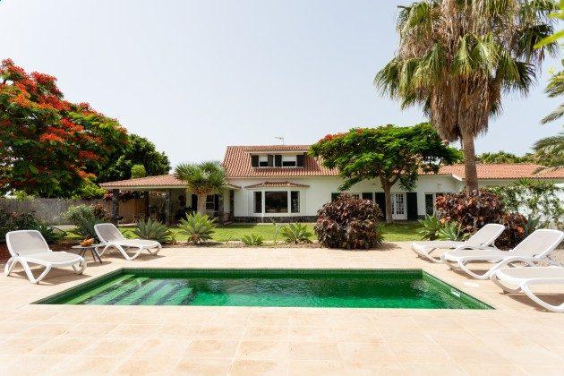 Ferienhaus Teneriffa mit Pool im Süden der Insel