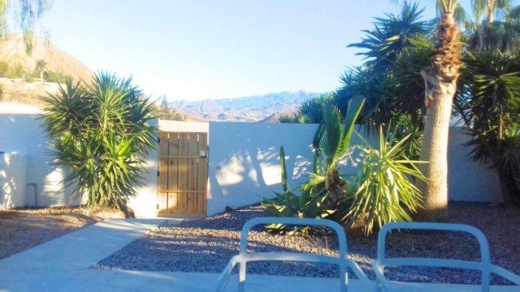 TF 177919-9 Blick von der Terrasse zum Teide