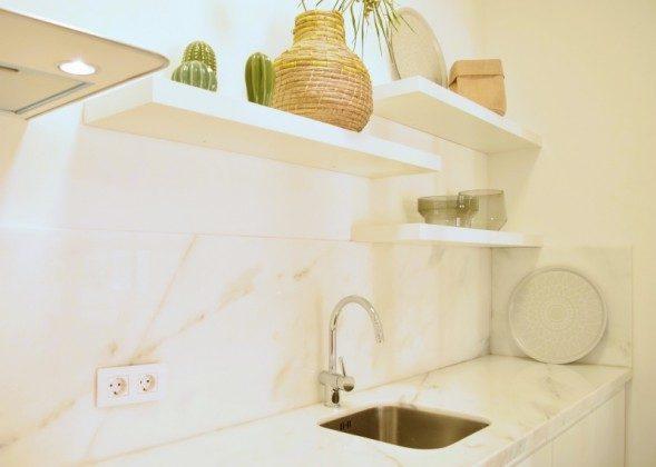 TF 177919-9 gut ausgestattete Küchenzeile