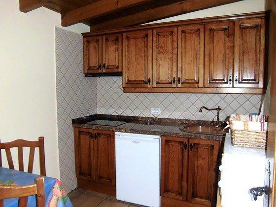 Objekt 152758-2 Wohnbeispiel einer Küche in Haus 2
