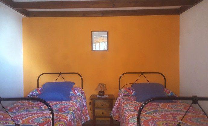 Objekt 152758-2 Wohnbeispiel Schlafzimmer mit zwei Einzelbetten