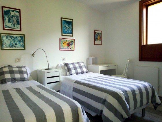 TF 151217-1 Haus C Schlafzimmer mit Einzelbetten