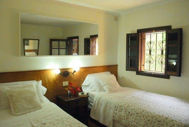 TF 151217 Wohnbeispiel Schlafzimmer mit Einzelbetten, Haus B
