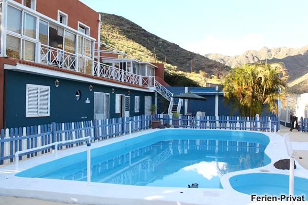 Teneriffa Ferienwohnung mit Pool