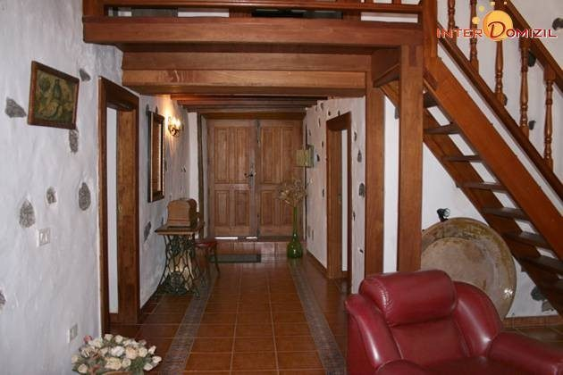 Eingangsbereich und Wohnbereich