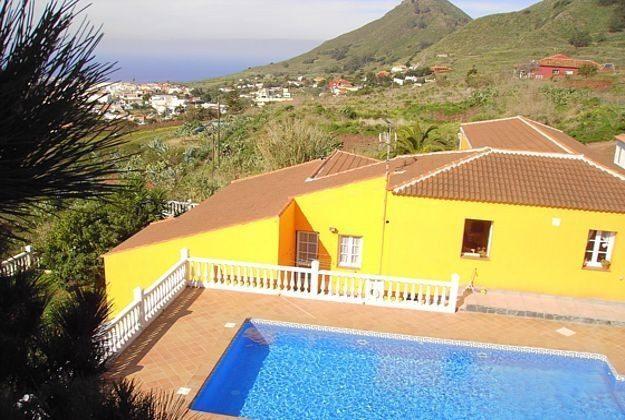 Kanarische Inseln Ferienhaus Teneriffa mit Pool und Whirlpool