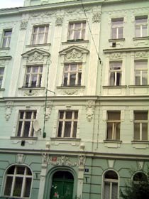 Ferienwohnung Prag mit WLAN
