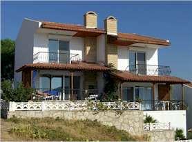 Ferienhaus Türkei Aegeis Yenifoca Ferienhaus am Meer