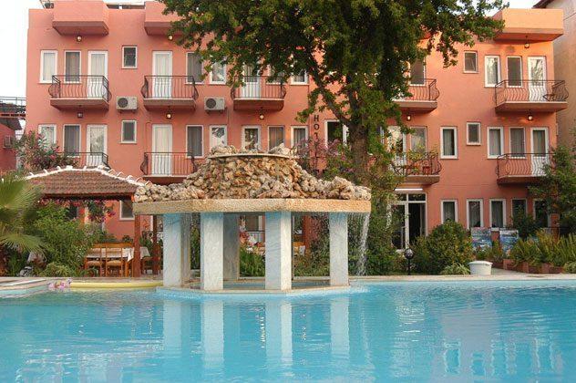 Bild 18 - Türkei Hotel Fethiye in Calis Hotel Truva - Objekt 1968-4