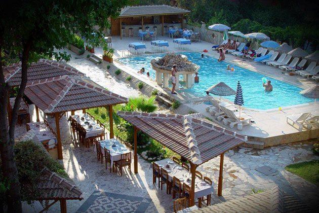 Bild 2 - Türkei Hotel Fethiye in Calis Hotel Truva - Objekt 1968-4