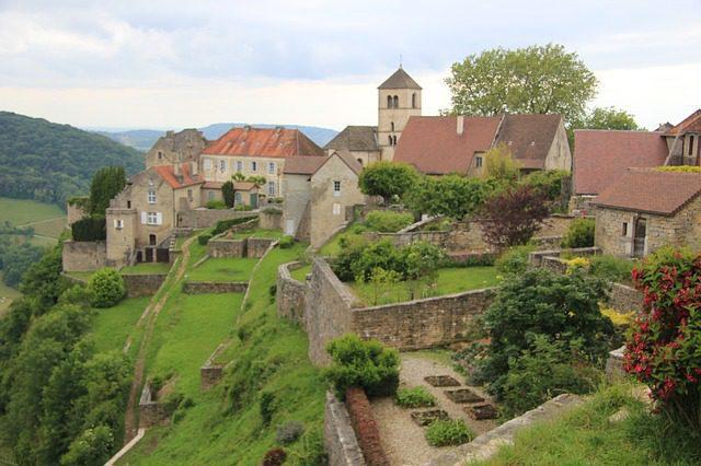 Ferienhaus Franche-Comté